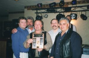 Phil Bourdo, Art Peterson, Kirk Wagner, Mike Prailes, Kelly Skiles, Dave Rex