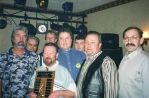 Tournament Champions, Art Peterson, Kelly Skiles, Dave Rex, Merlin Johnson, Phil Bourdo, Brad Durbin, Kirk Wagner