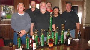 2011 & 2012 Monday Night Tournament Champions
